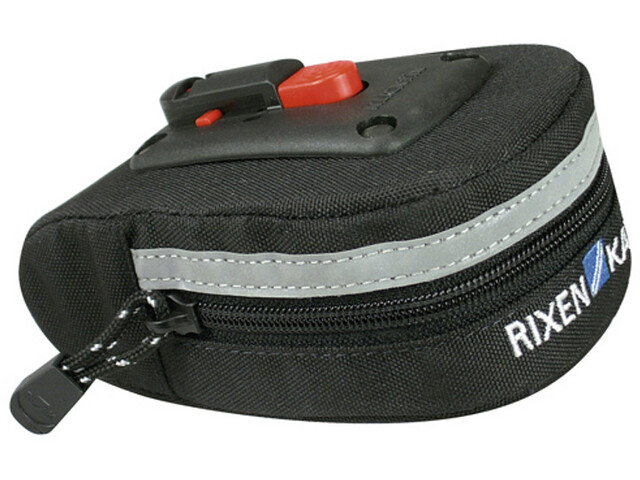 KlickFix Micro 40 Sac porte-bagages, black
